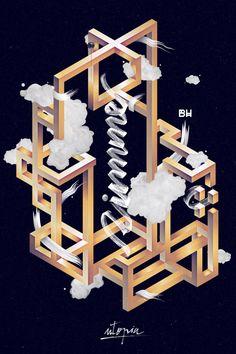 Utopia // Hard Rimme by MAAN Design Studio , via Behance