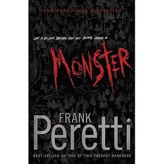 Monster by Frank Peretti is a real page turner with lots of twists and surprises.
