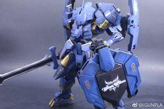 "Custom Build: HGBF 1/144 Striker GN-X ""Knight"" - Gundam Kits Collection News and Reviews"