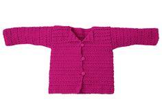 Lana Grossa JACKE Cool Wool Baby - FILATI INFANTI No. 9 - Modell 60 | FILATI.cc WebShop