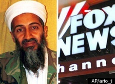 """One of my liberal friends posted this and thought it was hilarious. """"when al qaeda thinks faux news is biased, u have a problem! Its just too funny.""""    Seriously? So I said """"let me get this straight - you AGREE with Al Qaeda and that's a good thing? WTF??"""""""