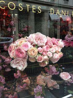 audreylovesparis:Costes Dani Roses, Paris (ZsaZsa Bellagio Tumblr)