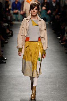 Missoni Fall 2014 Ready-to-Wear Fashion Show - Annemijn Dijs