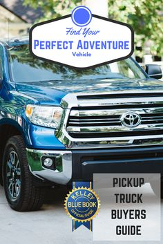 Take a look at our Pickup Truck Buyer\'s Guide to view six light-duty, full-size pickup truck options. From legroom to payload capacity � we\'ve evaluated it all.