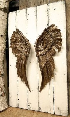 The Angelic Realm: Wings.