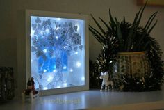 Perfect for Christmas or to get cosy on a cold night! One of my fav items i make https://www.etsy.com/uk/listing/252328423/unique-christmas-lightbox-xmas