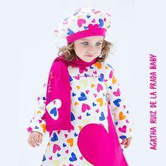 Agatha Ruiz de la Prada Baby - Otoño-Invierno 13