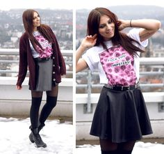 F*** YOU HIPSTERS  (by Masha Sedgwick) http://lookbook.nu/look/4521039-F-YOU-HIPSTERS