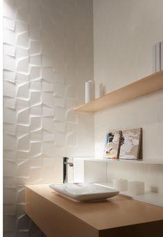 Μοντέρνα πλακάκια μπάνιου-Πολυσύνθεση