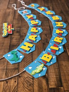 Excited to share this item from my shop: Toy Story Birthday Banner Toy Story Birthday Cake, 2nd Birthday Party Themes, Happy Birthday Banners, First Birthday Parties, First Birthdays, Birthday Banner Ideas, Birthday Invitations, 2nd Birthday Party For Boys, Custom Birthday Banners