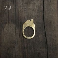 house ring by ag, japan
