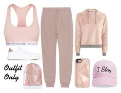 """Pink pink pink"" by dakota4-1 ❤ liked on Polyvore featuring T By Alexander Wang, Dsquared2, Topshop, Rebecca Minkoff and Steve Madden"