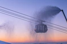 JASNÁ V ZIME - Jasná Nízke Tatry Mountain Resort, Resorts, Skiing, Clouds, Outdoor, Ski, Outdoors, Vacation Resorts, Beach Resorts