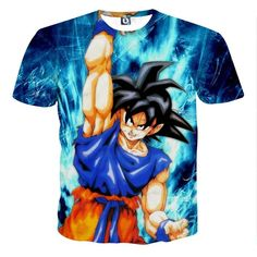 781b96ffe544ff Coolest Dragon Ball Z T-Shirts with Epic Prints and Design