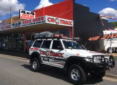 On Track 4x4 Accessories in North Rockhampton, QLD 4701 - Local Search