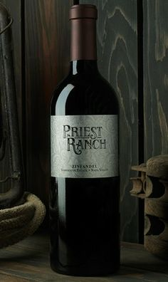 Smoky, fruity, and divine! Our Zinfandel is perfect any time of year. #PriestRanchWines
