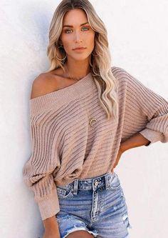 Femmes Crop Top /à Manches Longues et Mini-Jupe Fashion Solid Color Bodycon Slim Fit 2 Piece Outfit Club Casual Sets