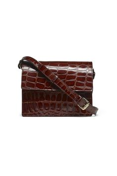Gallery Accessories Bag, Soil Croco