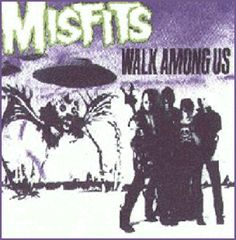 #3 Misfits - Walk Among Us (1982) Take a look at eBay and see what this thing goes for if it's an original pressing. It will give you an idea just how ...