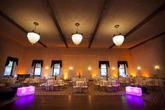 The Columbia Station, Phoenixville, PA - Ballroom