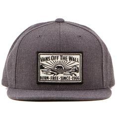 1c6eae61b79 Vans Oakdale Snapback Hat
