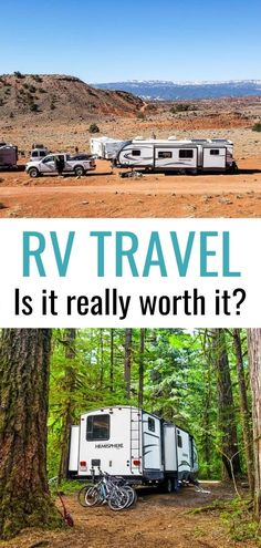 Was our 1 year RV road trip of the USA worth it? Here are the PROS and CONS of RV life on the road full-time with kids and running an online business. Don't take an RV road trip before checking this out. #RV #roadtrips #RVtravel #familytravel Rv Travel, Solo Travel, Family Travel, Travel Tips, Road Trip With Kids, Family Road Trips, Road Trip Map, Cool Vans, California Vacation