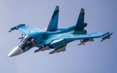 WALLPAPERS HD: Sukhoi Su 34 Russian Fighter