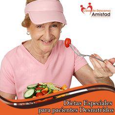 Dietas para pacientes con desnutrición