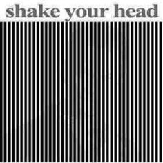 Optical illusion this one is the best yet you have to do it even if you are in public! This is awesome! Choses Cool, Brain Twister, Bts Meme, Eye Tricks, Brain Tricks, Cool Optical Illusions, Funny Illusions, Illusions Mind, Optical Illusions Brain Teasers