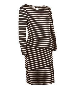 Striped Essential Nursing Dress Bought this today... Hoping to dress it up enough for a christening next week!
