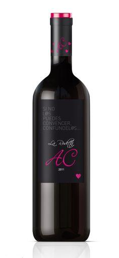 botellaAC vino rodetta