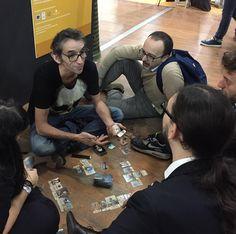 Il giocone di botte di Gipi #luccacg15 #luccacomics