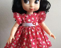 Vestido para muñeca de 16 Disney animadores colección de