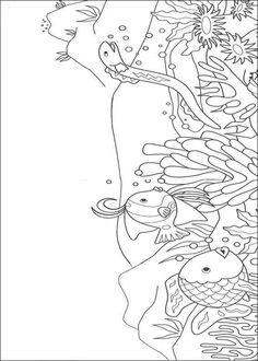 Dibujos para Colorear Naturaleza 3