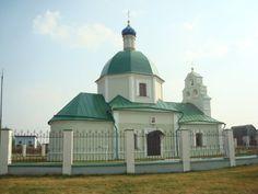 Церковь Иконы Божией Матери Казанская в Богдановке (действ.)