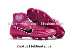a108cbcaa64a Branded Nike Womens Magista Obra II FG Football Boots - Pink White Black  Nike