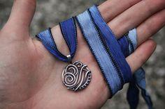 Kya   Katara's watertribe betrothal necklace by Yeske-crafts on ...