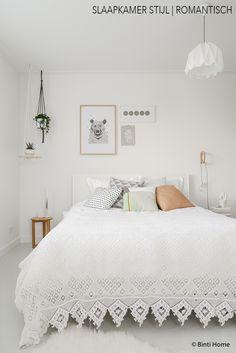 What is your favorite style? Romantic Chic? Win een slaapkamer bij Swiss Sense en vtwonen. www.swisssense.nl ©BintiHome
