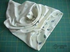 Turban Front with Tab