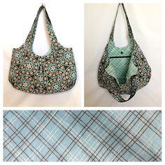 For Sale: $50 Emmaline Bag Exterior: Decorator Fabric
