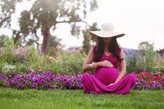 Maternity Photoshoot by Mary Rose Photography