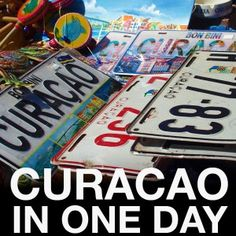 Curacao in One Day - Calculated Traveller Magazine. You're in Curacao and you've got one day to do it ALL.