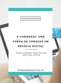 Criar uma loja online é uma forma de ganhar dinheiro online e de forma remota. Descobre como podes começar o teu negócio de e-commerce ho... via @nomadigitalpt