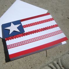 Happy Fourth of July Happy Independence Day! View these July Independence Day Homemade Greeting Cards and other holiyday cards for all occasions. Homemade Greeting Cards, Greeting Cards Handmade, Homemade Cards, Happy Fourth Of July, July 4th, Sexy Make-up, Holiday Cards, Christmas Cards, American Card