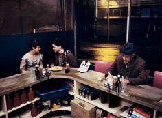 Wim Wenders, Million Dollar Hotel, film still, 2000.