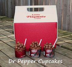 Dr. Pepper Cupcakes   (her recipe is complicated.  You could easily make this just as a cola cake and use 1 box of mix and 1 can of soda and bake as directed on back of box.)