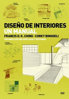 DISEÑO DE INTERIORES: UN MANUAL