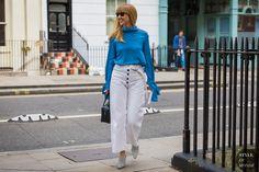 London SS 2018 Street Style: Lisa Aiken
