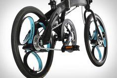 Loopwheels - Bike Suspension built-in to the wheel