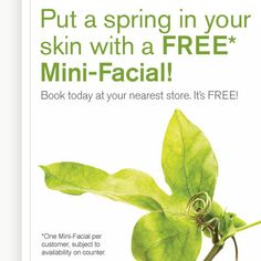 FREE Origins VitaZing Cream and Mini Facial - Gratisfaction UK Freebies #facial #vitazing #origins #freebies